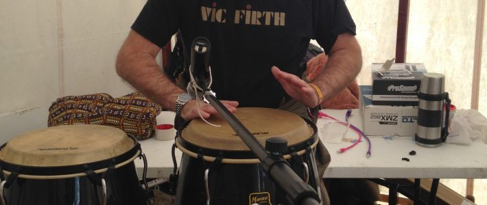 IDEAS HUB AT EASTER DRUM WORKSHOPS